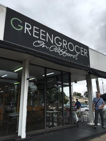 Greengrocer Cafe