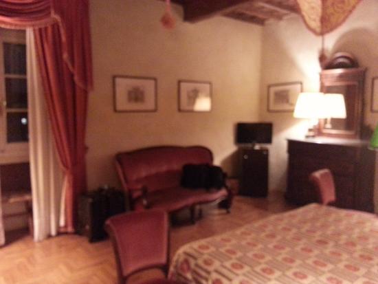 Hotel Loggiato dei Serviti: Main suite aspect 1