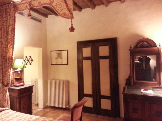 Hotel Loggiato dei Serviti: Main suite aspect 2
