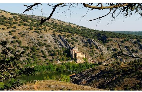 Resultado de imagen de vistas desde el castillo soria