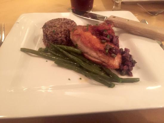 Jessica's at Swift House Inn Restaurant: Tuscan Chicken