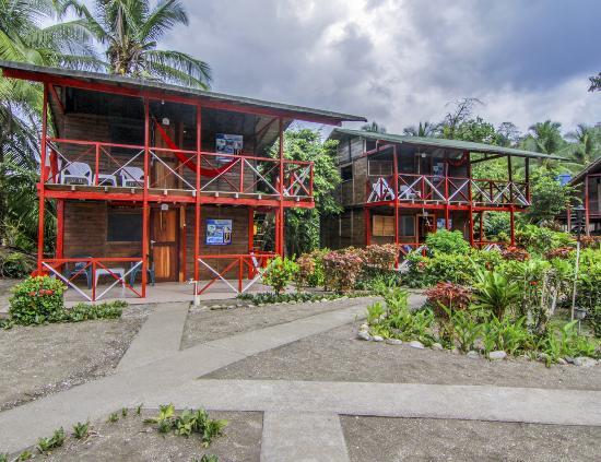 Ecolodge Nautilos: Nuestro hotel