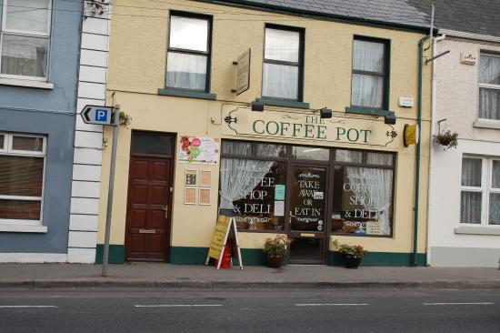 Abbeyfeale, Irlandia: The Coffee Pot!