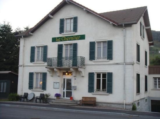 Le Chevalier des Vosges照片
