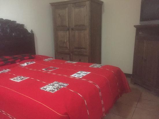 Hotel Santa Maria : Hotel Room
