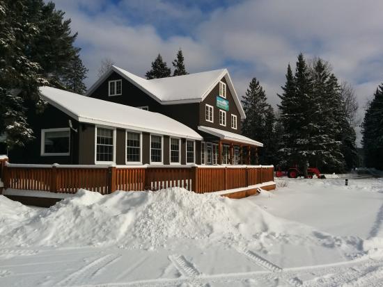 Kearney, แคนาดา: Restaurant