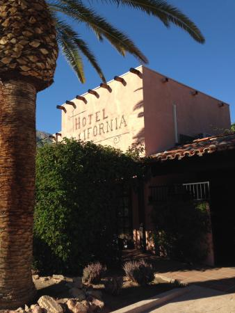 Hotel California: You can check out any time you like - but it's so nice you may not want to leave