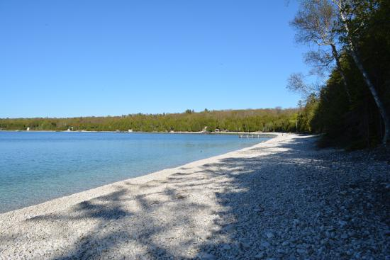 Schoolhouse Beach, Washington Island, Door County, WI