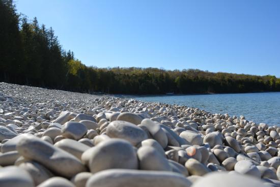 Washington Island, WI: Perfect weather, perfect solitude, perfect day