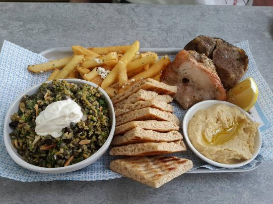 Greek Restaurant Blackburn