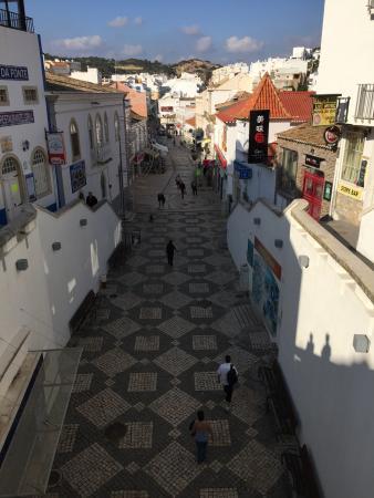 Place Vieille Ville Albufeira Portugal