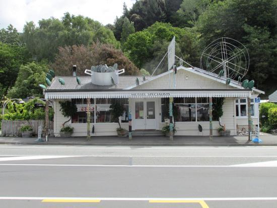 Havelock, Neuseeland: The Mussel Pot