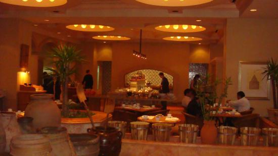 Grand Hyatt Istanbul: Ресторан