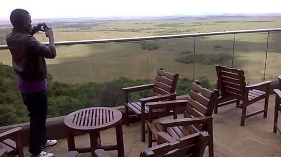 Mara Serena Safari Lodge: View