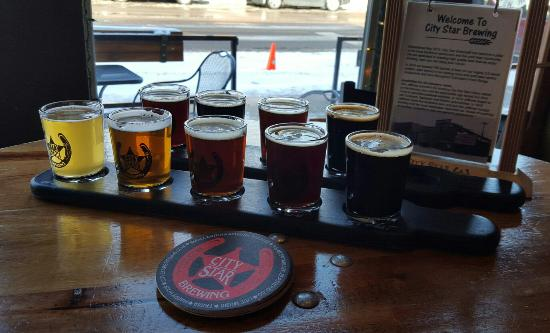 Berthoud, Колорадо: Great brewery in a cute little town