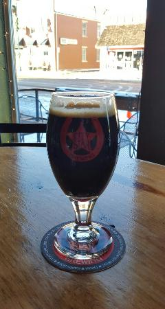 Berthoud, CO: Great brewery in a cute little town