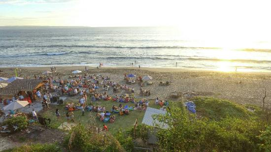 Batu Belig Beach 707 Bar Balig