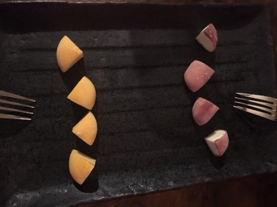 Bigfork, มอนแทนา: Dessert. delicate.