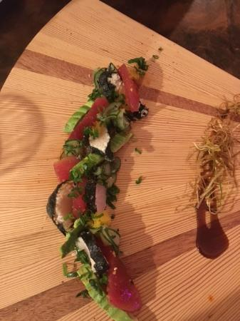 Bigfork, MT: Fabulous flavour and texture
