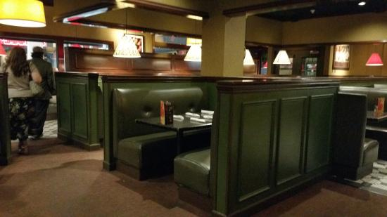 Seating Area at Ruby Tuesday Crossgates Mall