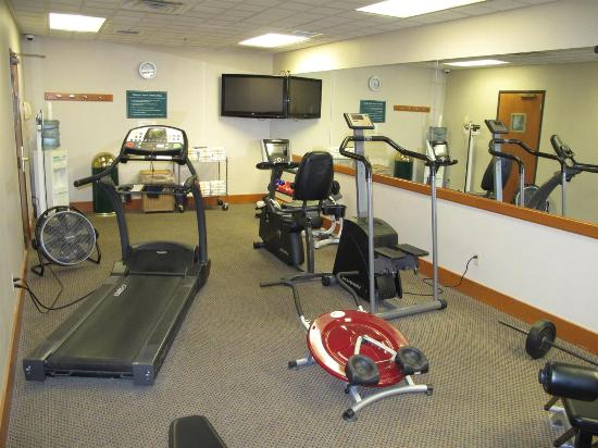 Carter Lake, IA: Health club