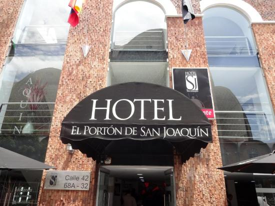 Hotel el Porton de San Joaquin