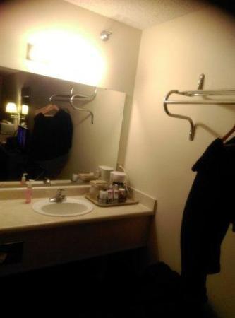 Ozark Valley Inn: Vanity Area