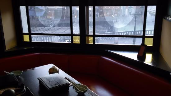 Hotel Ichii: 朝食会場