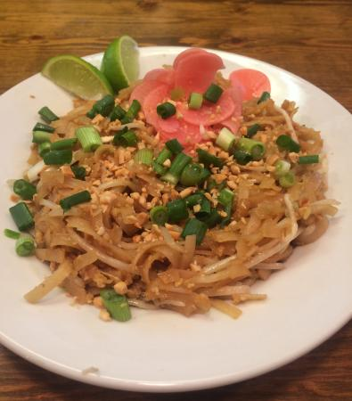 Windermere, Canada: Thai Thursday: Pad Thai Dish
