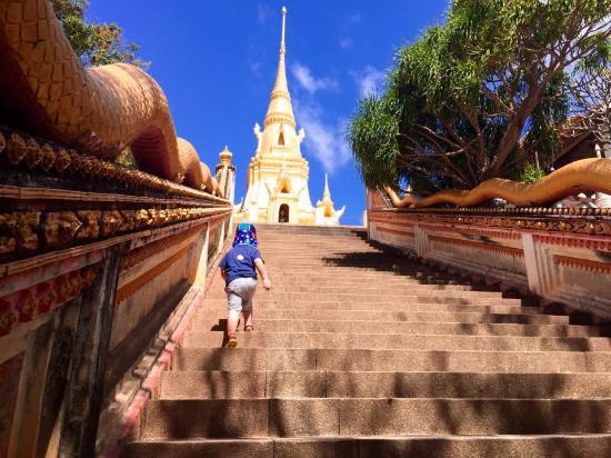 Six Senses Samui: Temple Tour