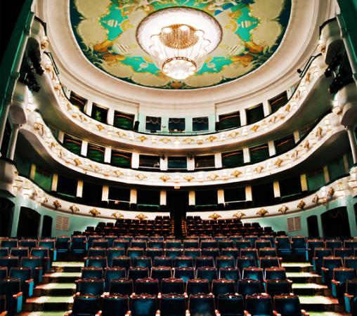 Volgograd, Rusia: Зрительный зал