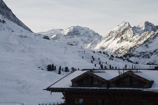 AlpinLodges Kuhtai : Beautiful view