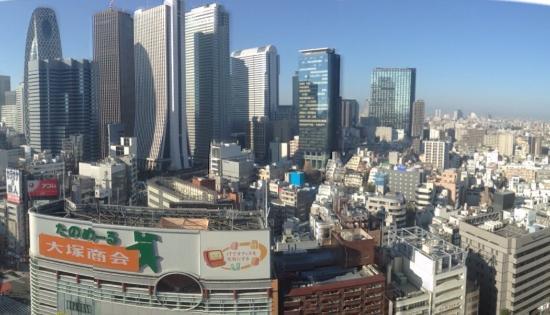 Shinjuku Prince Hotel: photo1.jpg