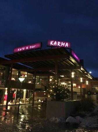 Tynset, Noruega: KARMA Kafé, Spiseri & Bar