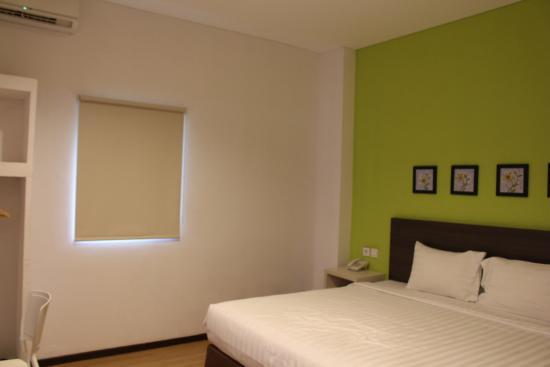 Arianz Hotel: kasurnya besar