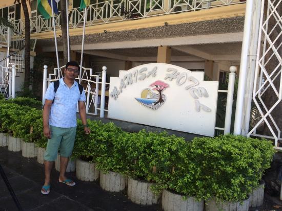 Manisa Hotel: hotel view