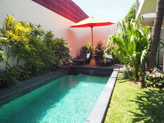Anantara Vacation Club Bali Seminyak: Nice pool.