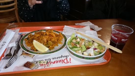 Restaurante Kibanda