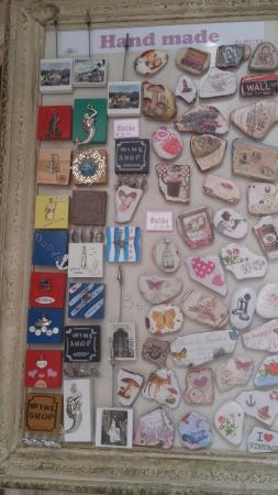 Garni Hotel Fineso: Souvenir Shop