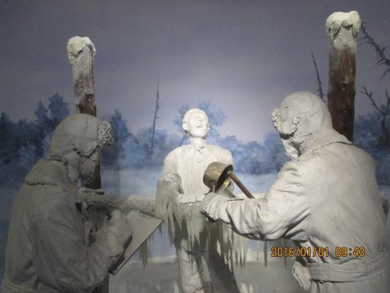Unit 731 Museum Picture Of Unit 731 Museum Harbin Tripadvisor