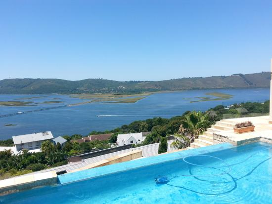 Villa Paradisa Guest House: view