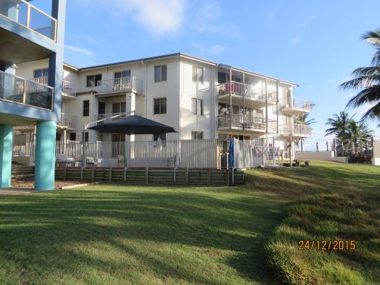 Bargara Shoreline Apartments: The apartments