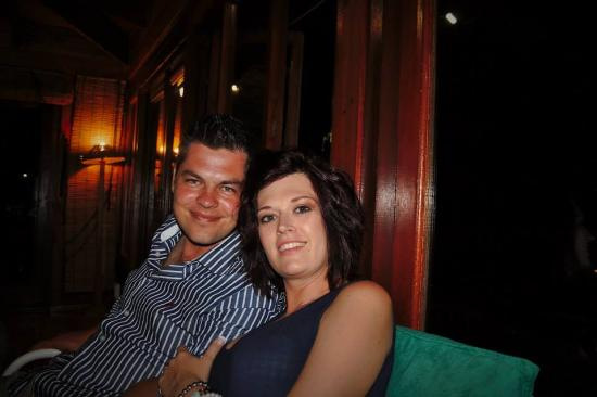 Mbotyi, Afrique du Sud : The happy couple