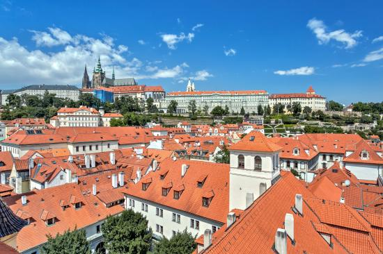 Augustine, a Luxury Collection Hotel, Prague: Prague Castle