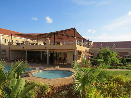 Mahalapye Botswana  City new picture : Pool area Picture of Cresta Mahalapye, Mahalapye TripAdvisor