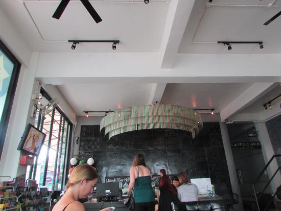 Pak-Up Hostel: lobby