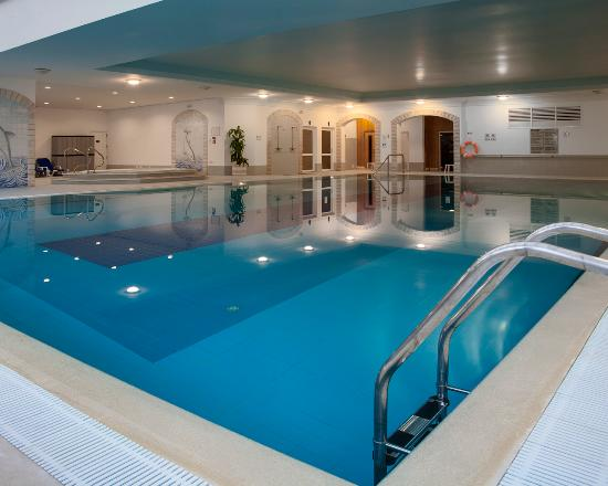 Jardim Do Vau: Indoor Swimming Pool