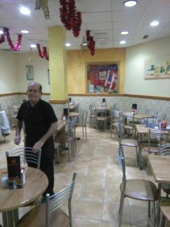 Bar cafeteria La Churreria
