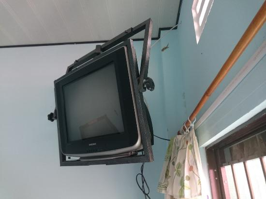 Sunny Resort Phu Quoc: Tv in room