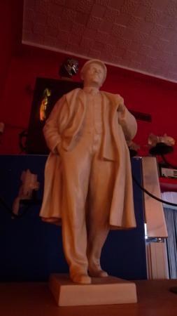Piroska Vendeglo: Статуэтка Ленина